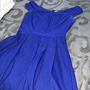 Charlotte Russe Dresses - Charlotte Russe Off shoulder dress